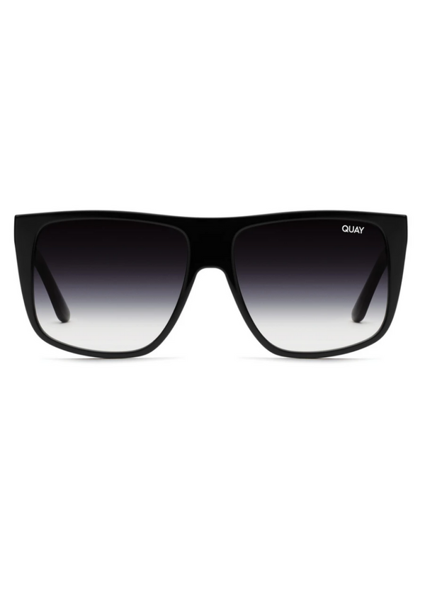 QUAY | Incognito in Black/Fade