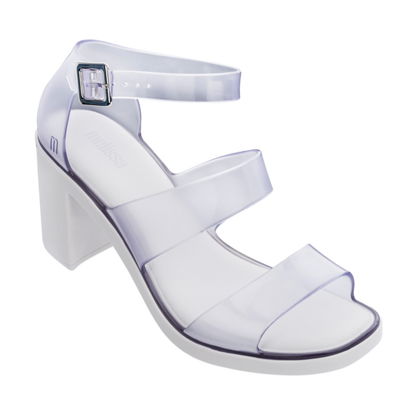 MELISSA | Clear Model Heel