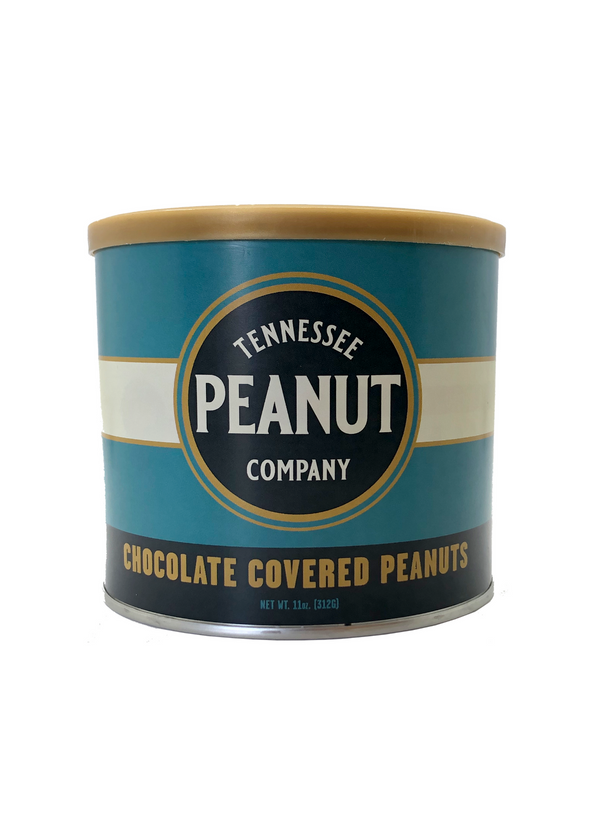 peanut chocolate covered peanuts Tennessee company