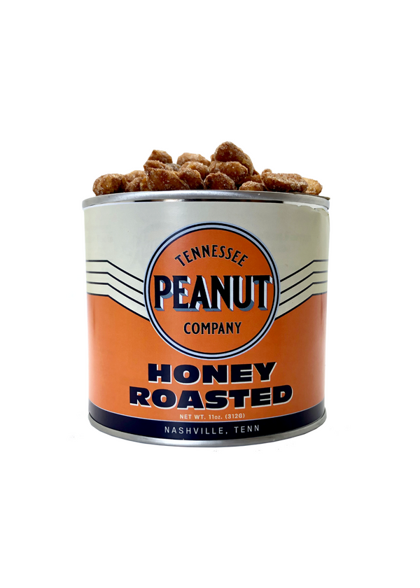 honey roasted peanuts Tennessee peanut co