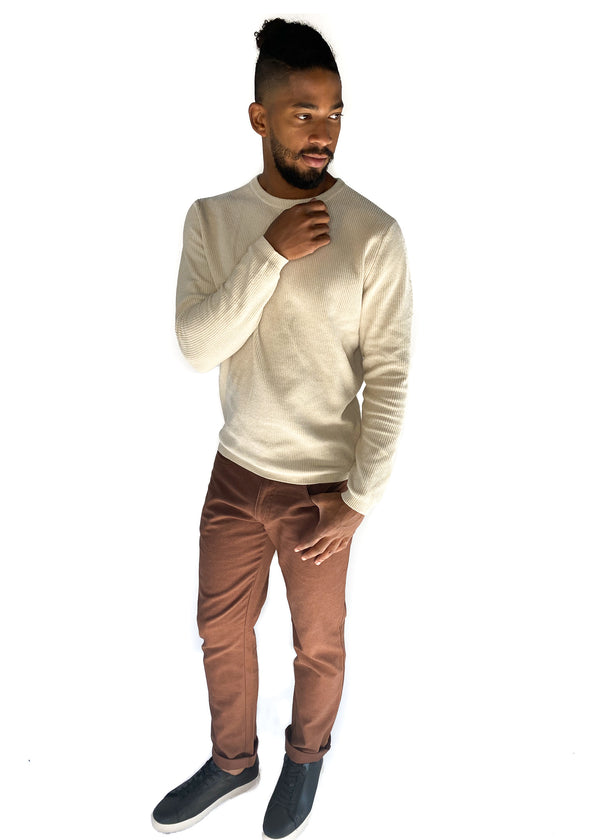BRIDGE & BURN | Polk Pants in Russet