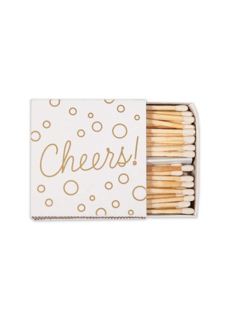 THE SOCIAL TYPE | Cheers! Matchbox