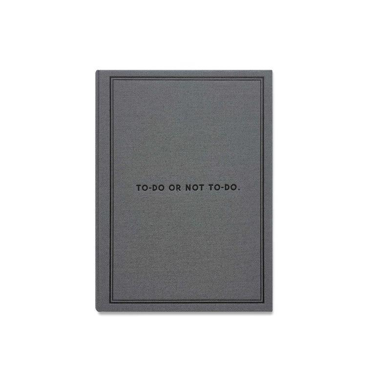 to do or not to do journal