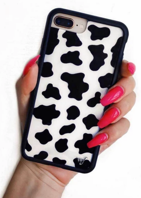 WILDFLOWER | Moo Moo iPhone Case