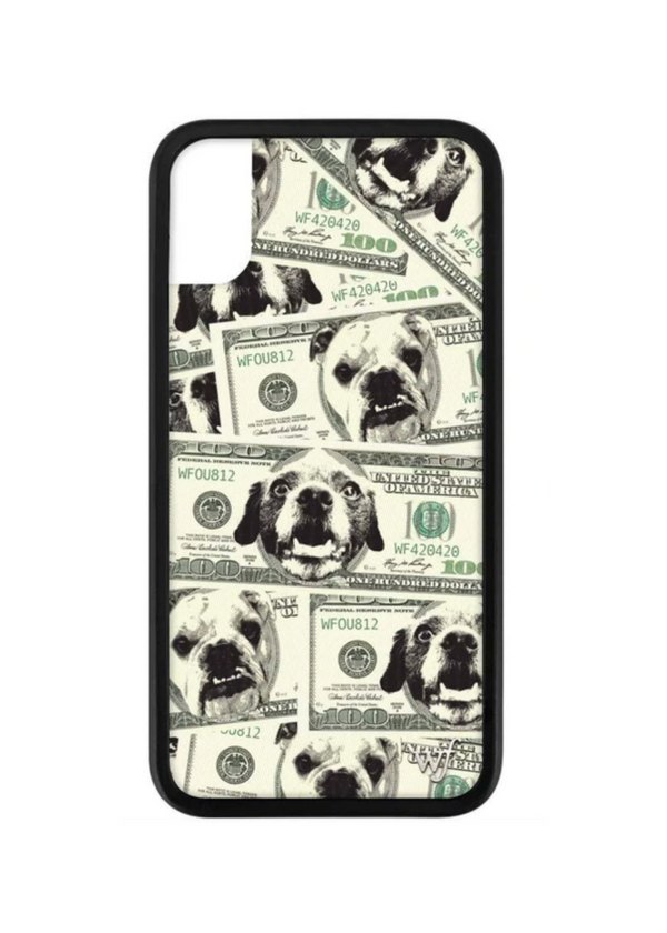 WILDFLOWER | Dolla Dogs iPhone Case