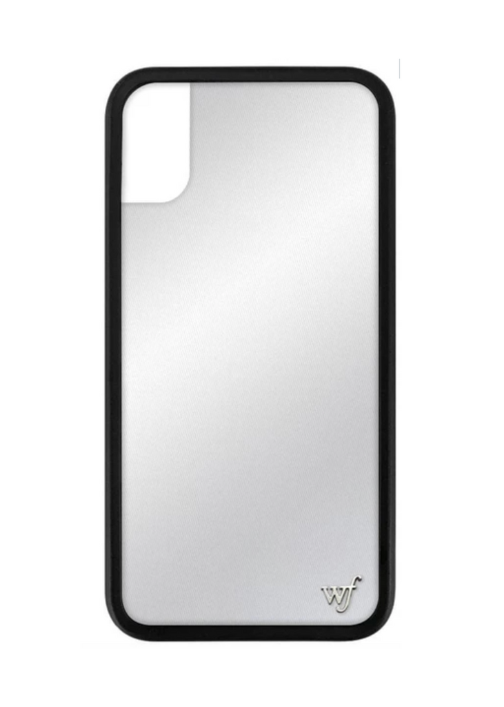WILDFLOWER | Mirror iPhone Case