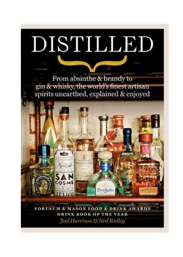 HACHETTE | Distilled Book