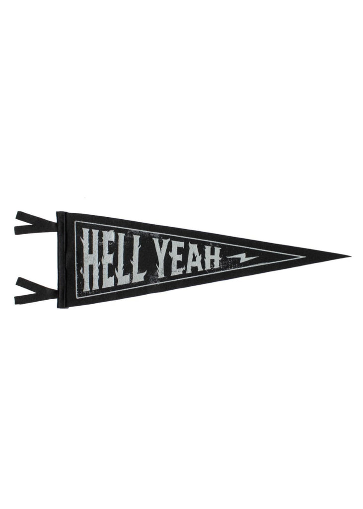 OXFORD PENNANT | Hell Yeah Pennant