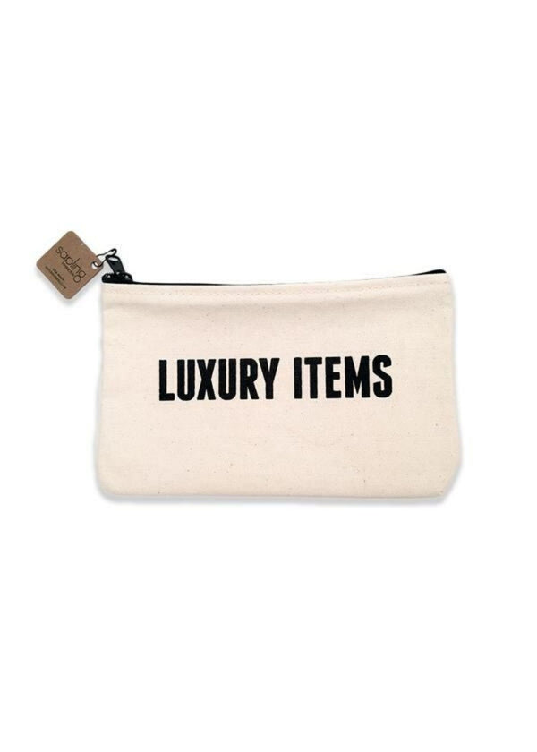 SAPLING PRESS | Luxury Items Pouch