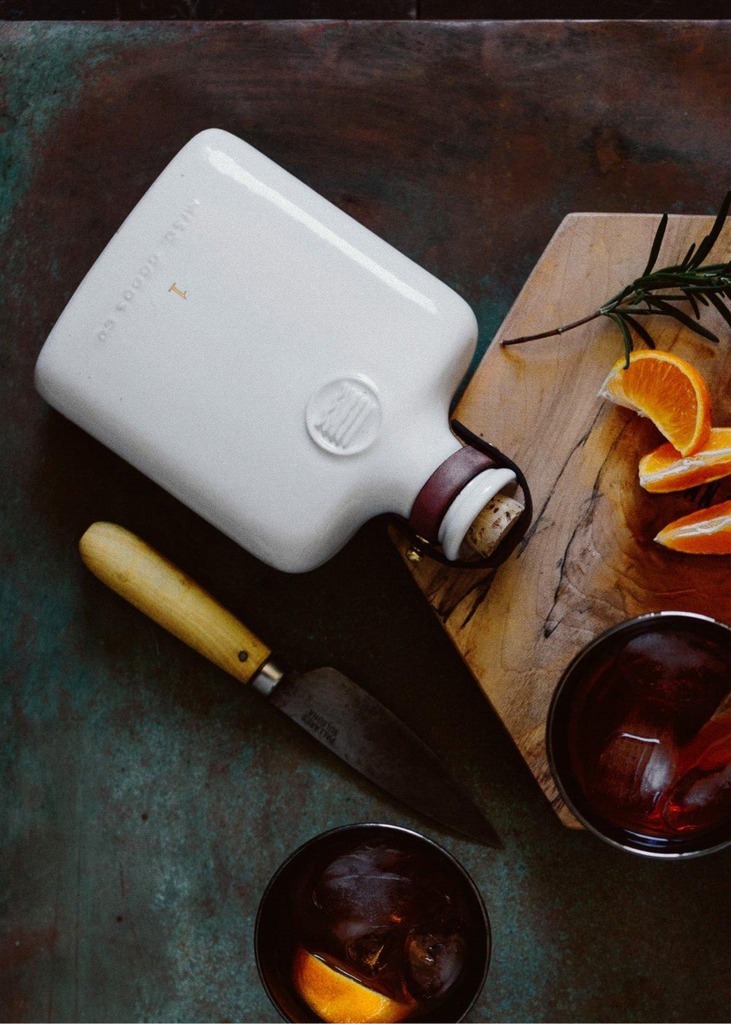 MISC. GOODS. CO. | Ceramic Flask