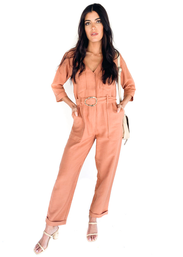 NATIVE YOUTH | Phelps Jumpsuit
