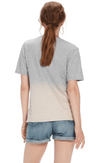 SCOTCH & SODA | Dip Dye V-neck Tee