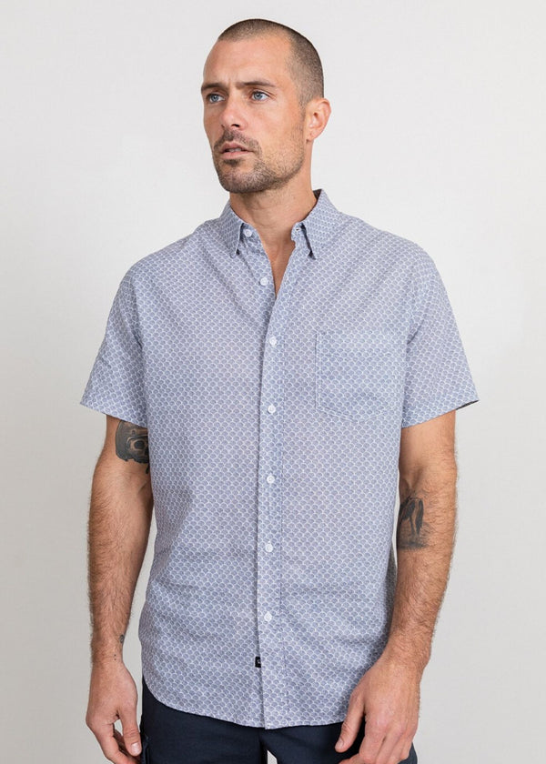 RAILS | Carson Short Sleeve Button Down