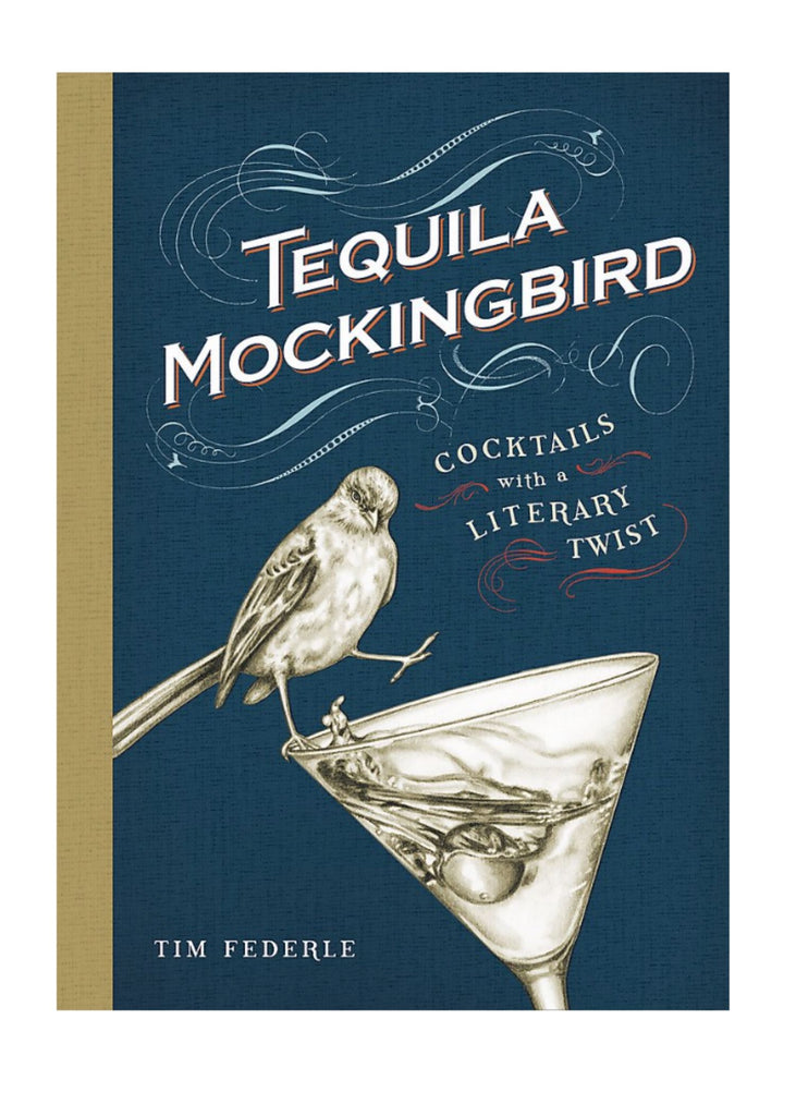 HACHETTE | Tequila Mockingbird Book