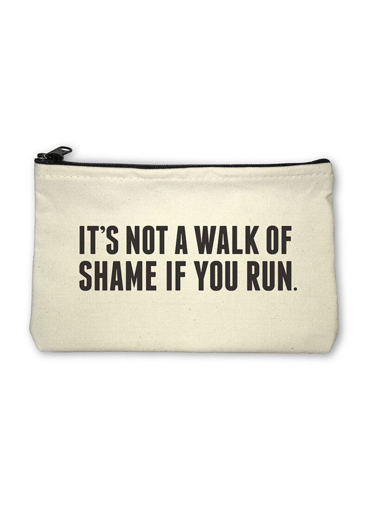 SAPLING PRESS | Walk of Shame Pouch