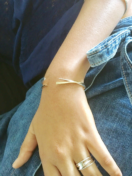 delicate cuff bracelets | put a cuff on it