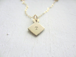Personalize It! - Initial Necklaces