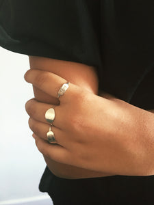 spell ring, sterling silver - andJules Jewelry