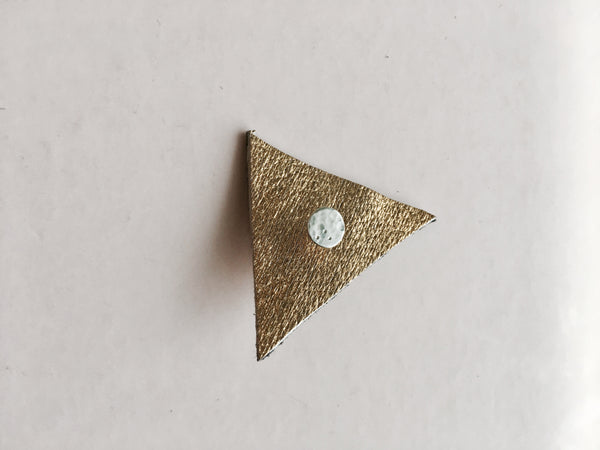 moon stud earring - lullaby