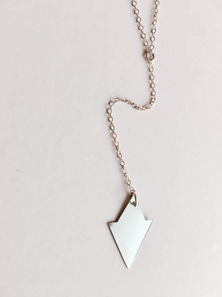 starlet lariat necklace
