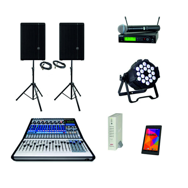 Basic Sound & Lights Package
