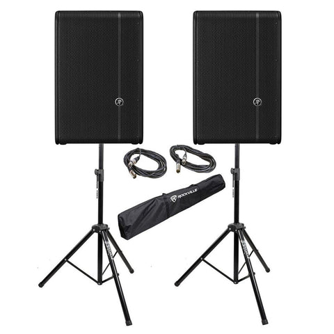 Speakers on Stand (pair)