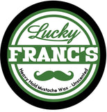 Lucky Franc's Mustache Wax  Front