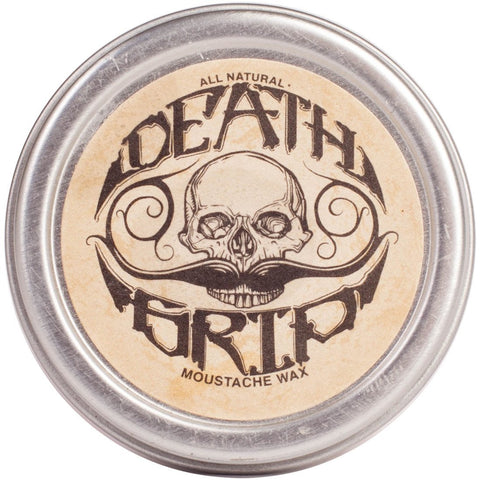 Death Grip Moustache Wax