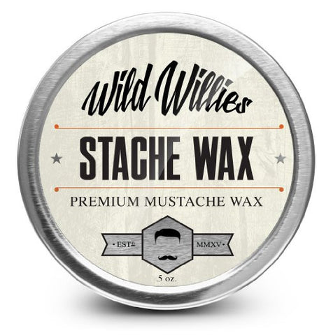 Wild Willies: Mustache Wax