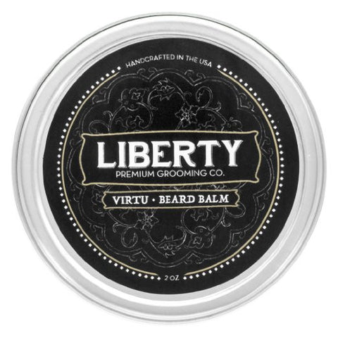 Liberty's Beard Balm for The Modern Gentleman