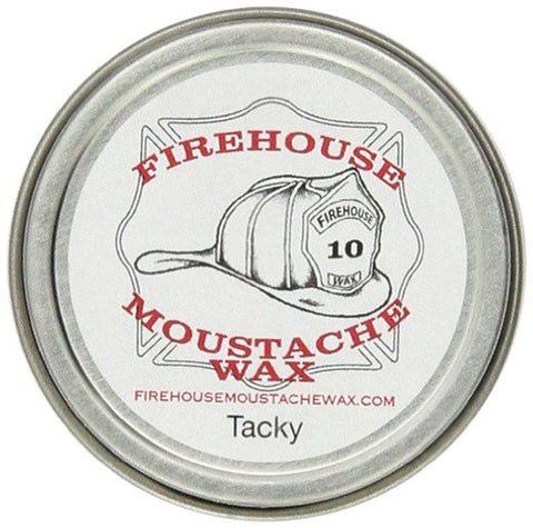 Firehouse Mustache Wax: Wacky Tacky