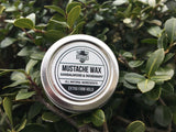 Sandalwood & Rosemary Extra Firm Hold Mustache Wax