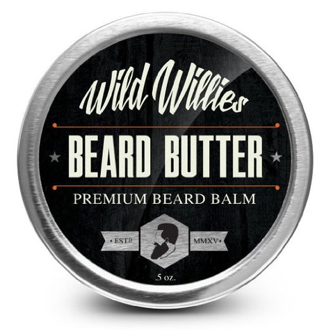Wild Willie's Beard Balm