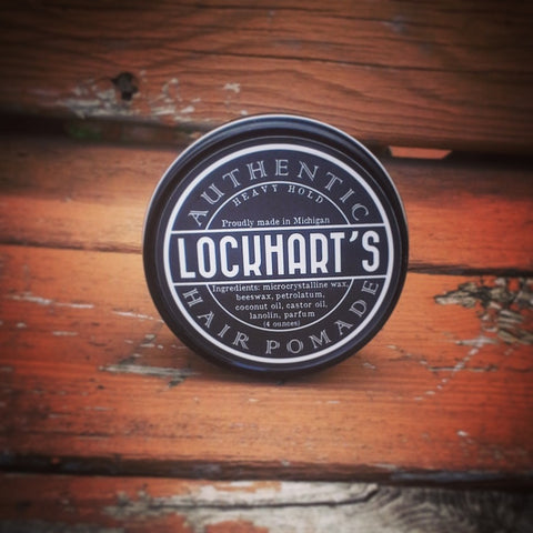Lockhart's Heavy Hold Pomade