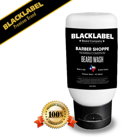 Blacklabel Barber Shoppe Beard Wash/Conditioner