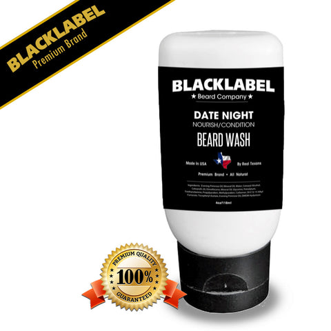 Blacklabel Date Night Beard Wash/Conditioner
