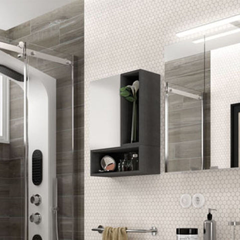 STARLIGHT WALL MOUNTED STORAGE CABINET