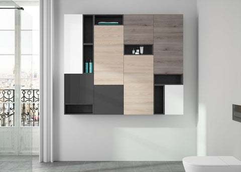 SPIRIT WALL STORAGE CABINET