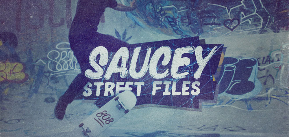 Making of Saucey Street Files