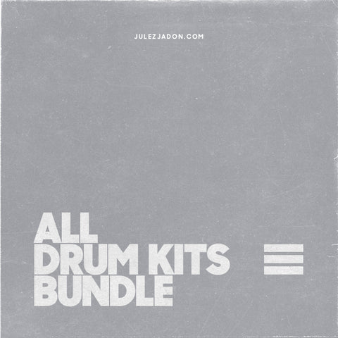 All Drum Kits Bundle