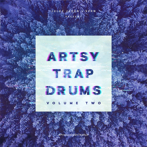 Artsy Trap Drums Vol. 2
