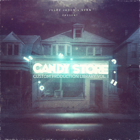 Candy Store: Custom Production Library Vol. I