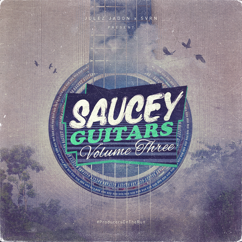 Saucey Guitars Vol. III