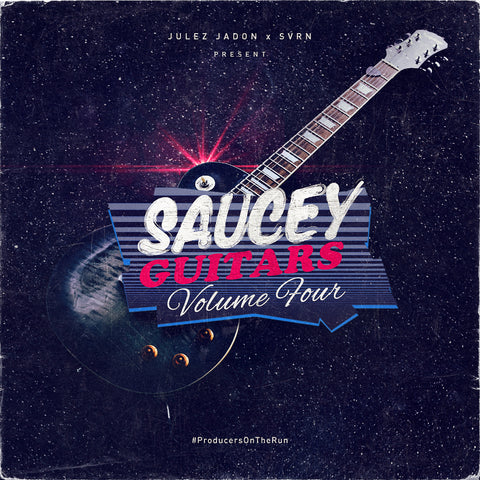 Saucey Guitars Vol. IV