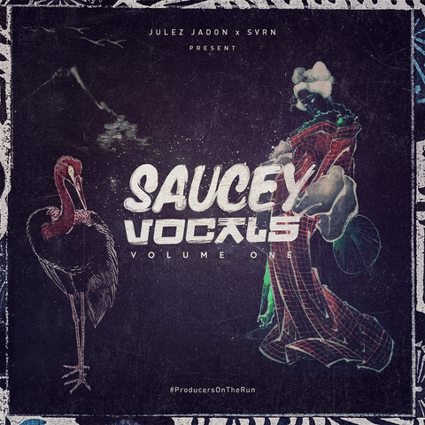 Saucey Vocals Vol. I