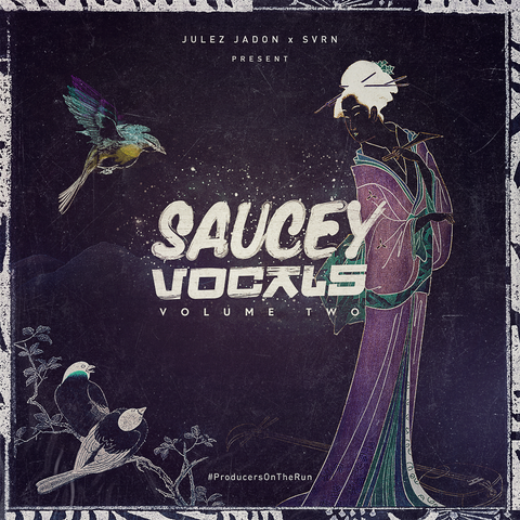 Saucey Vocals Vol. II