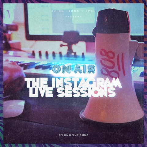 On Air: The Instagram Live Sessions