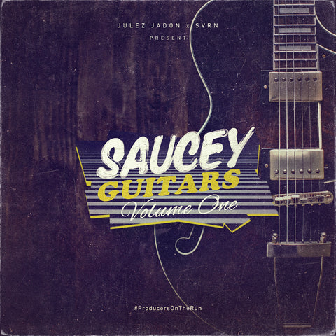 Saucey Guitars Vol. I