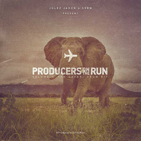ProducersOnTheRun Vol. II: The Safari Drum Kit