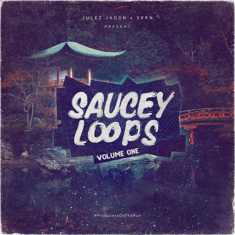 Saucey Loops Vol. I (Custom Sample Library)